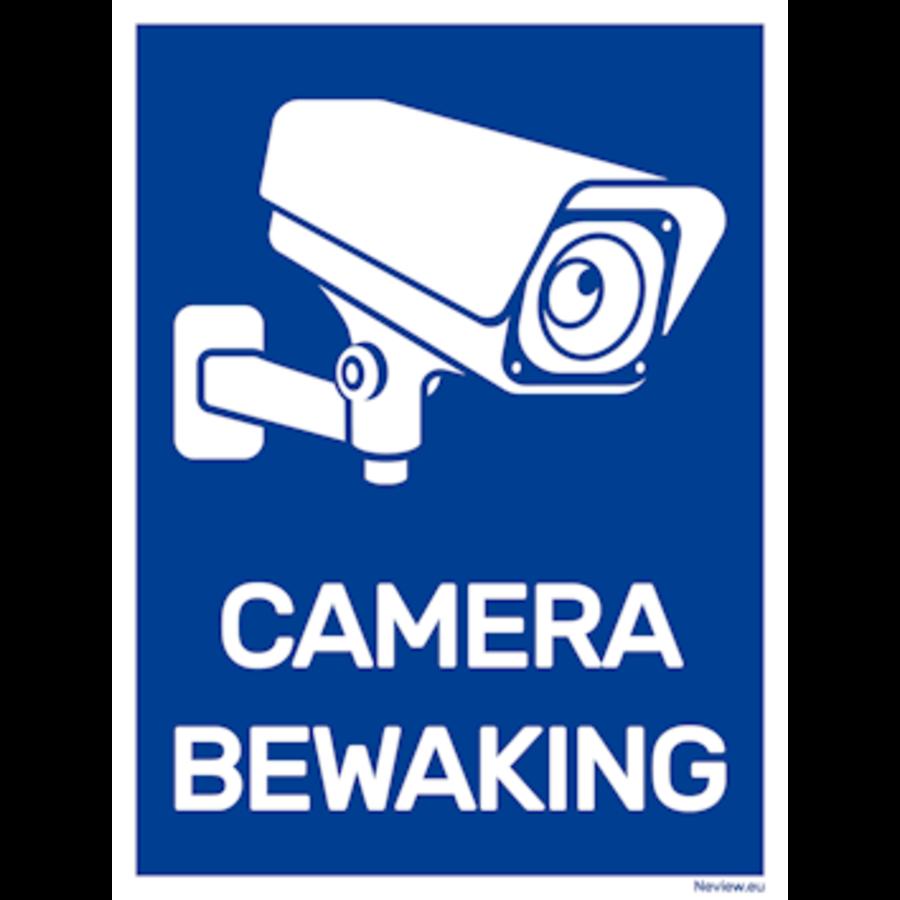Beveiligingscamera's bij v.v. Rijen