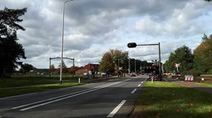 Werkzaamheden Oosterhoutseweg
