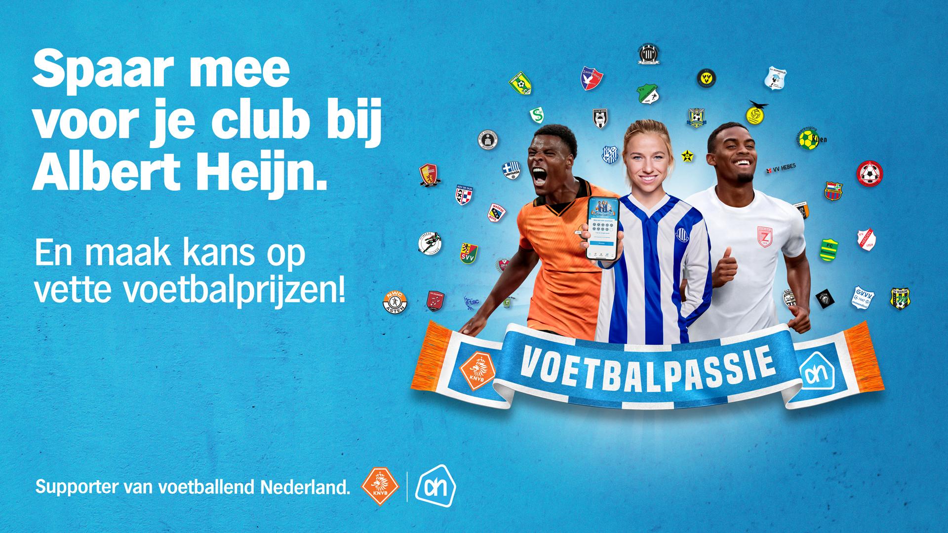 Spaar mee met Voetbalpassie!